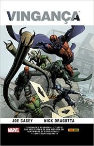 Vingança - Volume 1 (CAPA DURA) - R$ 11,35