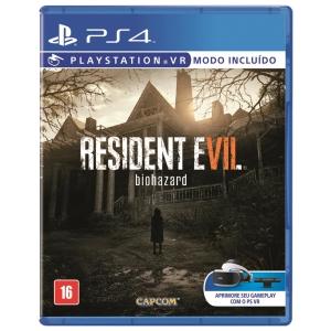 [Visa Checkout] Jogo Resident Evil 7 - PS4 - R$ 156,55