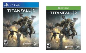 Titanfall 2 Edição Especial - Ps4 ou Xbox One - R$ 120,00