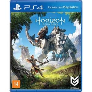 Game Horizon Zero Dawn - PS4 - R$ 158,39