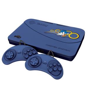 Console TecToy Master System Evolution c/ 132 Jogos – Blue por R$ 100