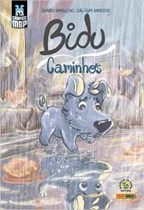 Bidu - Caminhos - Volume 1 (CAPA DURA) - R$ 19,90