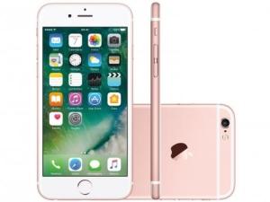 iPhone 6S Apple 16GB Rose - R$2.464