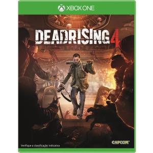 Jogo Dead Rising 4 - Xbox One - R$99,00
