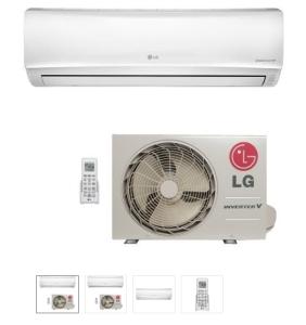 Ar Condicionado Lg Split Inverter Libero E+ 9000 Btus Frio 220v Us-Q092wsg3