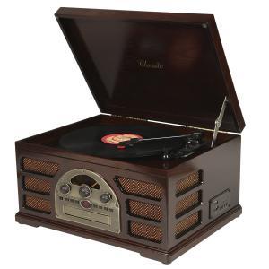 Toca Discos Ribeiro e Pavani Vintage Woodburn - R$ 699,00