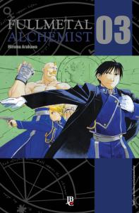 Fullmetal Alchemist - Vol. 3 - R$ 10,10