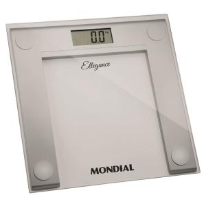 Balança Digital Mondial Ellegance BL03 Vidro - R$ 49,90