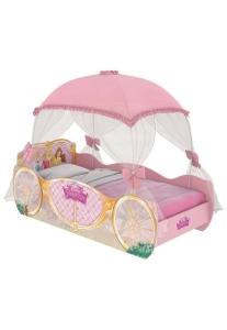Cama Carruagem Princesa Disney - R$ 859,90
