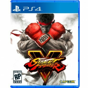 Jogo Street Fighter V - PS4 por R$82