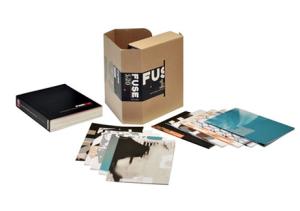 Coleção Revista Fuse 1-20 + 10 posters A2 + 24 fontes