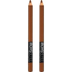 Lápis para olhos Color Show Maybelline (2 unidades) por R$13