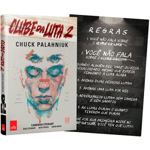 (-61%) Clube Da Luta 2 HQ + Pôster Exclusivo - R$ 22,90
