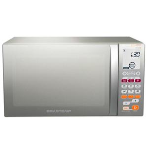 Microondas Brastemp BMT45 Inox 30L por R$ 499