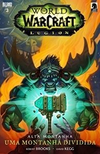 (GRÁTIS) eBook Kindle - World of Warcraft: Legion Vol. 03