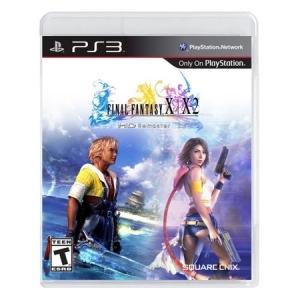 Final Fantasy X/X-2 HD Remaster - PS3 - R$ 62,99