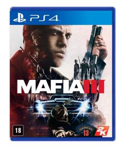 Mafia III - PS4 - R$ 134,99