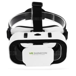 VR SHINECON G05A Óculos De Realidade Virtual 3D Para Celular Por R$ 19