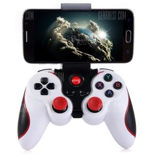 VR SHINECON Controle remoto sem fio do Gamepad de Bluetooth por R$ 33