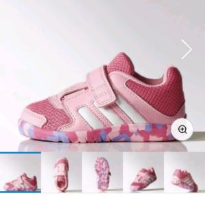 Tenis infantil Adidas modelo KatNat