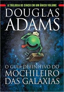 O Guia Definitivo do Mochileiro das Galáxias (Português) Capa dura por R$35,90