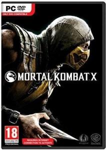 Mortal Kombat X (Steam) - R$10