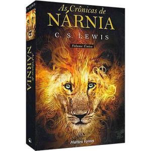 Livro - As Crônicas de Nárnia (Volume Único) - R$ 16,90