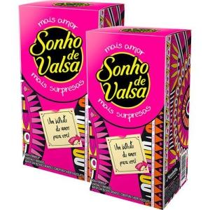 Kit Caixa de Bombons Sonho de Valsa Lacta Gifting - 2 Caixas por R$ 17