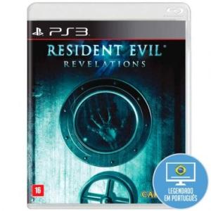 Resident Evil: Revelations para Playstation 3 (PS3) por R$36