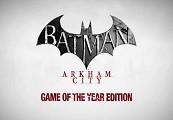 Batman Arkham City GOTY Edition - R$7