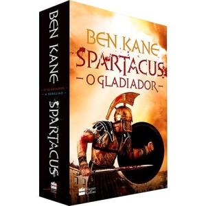 Livro - Box Spartacus - R$ 19,00