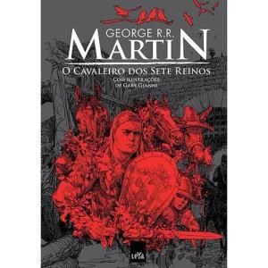 Livro - O Cavaleiro dos Sete Reinos - Ilustrado (CAPA DURA) - R$ 29,90
