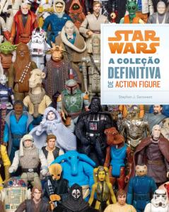 Star Wars - A Coleção Definitiva de Action Figure  por R$ 40