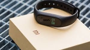 Original Xiaomi Mi Band 2 Heart Rate Monitor Smart Wristband  -  BLACK por R$86