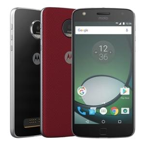 "Smartphone Motorola Moto Z Play, Dual Chip, Preto/Prata, Tela 5.5"", 4G+WiFi, Android 6.0, 16MP, 32GB - Motorola - R$ 1767"