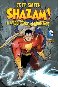 Shazam e a Sociedade dos Monstros: 1 (Capa Dura) - R$ 11,10