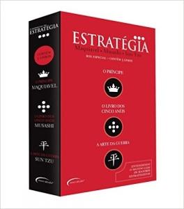 O essencial da estratégia, 3 livros