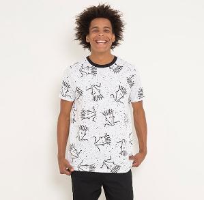 3 camisas masculinas por R$99