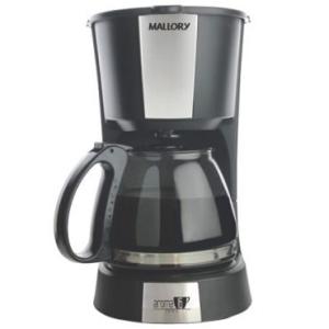 Cafeteira Aroma 16 xícaras Inox - Mallory R$45