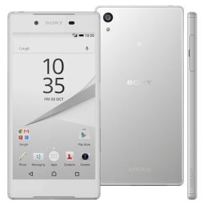 Smartphone Sony Xperia Z5 Branco com 32GB - R$ 1.899,05