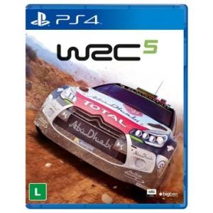 Jogo WRC 5 (Ps4, XOne, Ps3 ou Xbox360) - R$48
