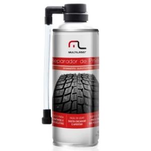 Spray Reparador de Pneus AU400 por R$ 15,21