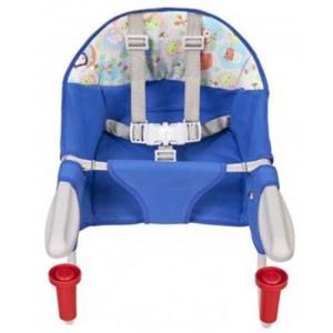 Cadeira de Refeição de Mesa Tutti Baby Fit - 0 a 15kg - Azul - R$112