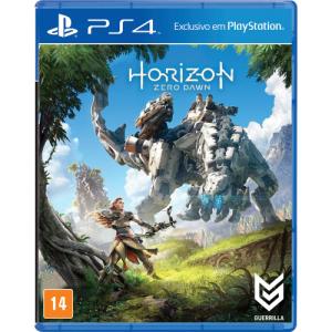Jogo Horizon Zero Dawn por R$155