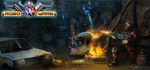 Jogo Robowars - grátis (ativa na Steam)