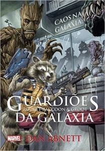 Livro - Guardiões da Galáxia. Rocket Raccoon e Groot. Caos na Galáxia (Capa Comum) - R$ 12,60