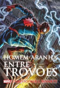 Livro - Homem-Aranha Entre Trovões (Capa Comum) - R$ 12,40