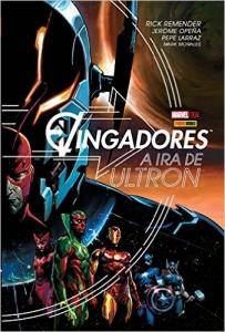 HQ - Vingadores. A Ira de Ultron (Capa Dura) - R$ 14,40