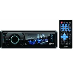 DVD Player Automotivo Lenoxx Sound AD 2603 com Tela de 3 Polegadas, Rádio AM/FM, Entrada USB, SD e Auxiliar + Controle Remoto