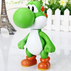 Super Mario Bros Yoshi Figure 13cm - R$10,38 (frete grátis)